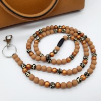 Lanyard - Copper Leopard | LIMITED EDITION