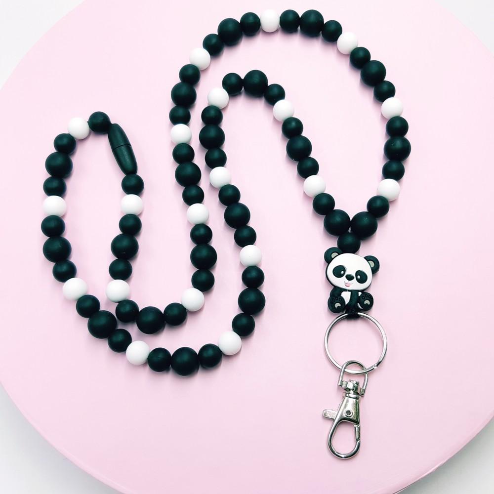 Lanyard - Baby panda