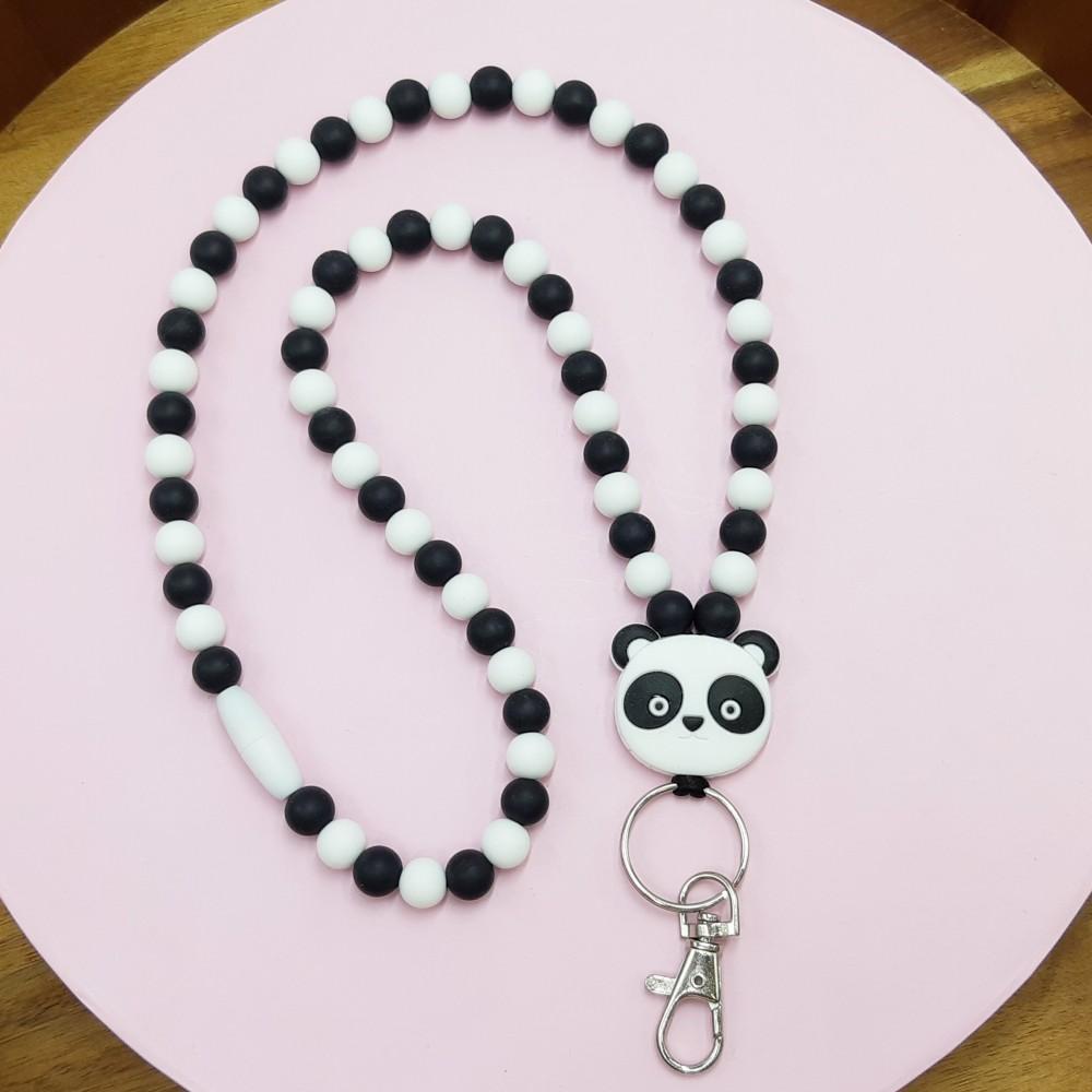 Lanyard  KIDS - Panda