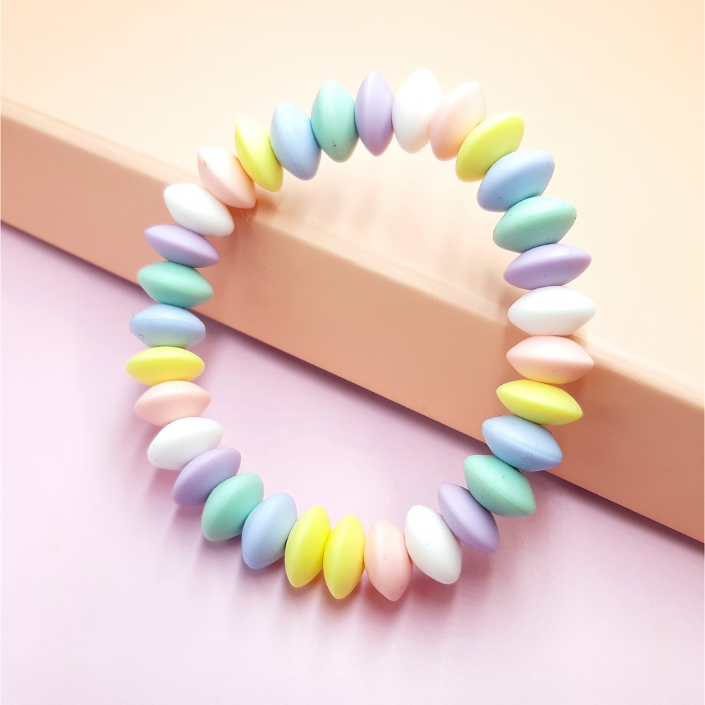 Bracelet   Pastel candy