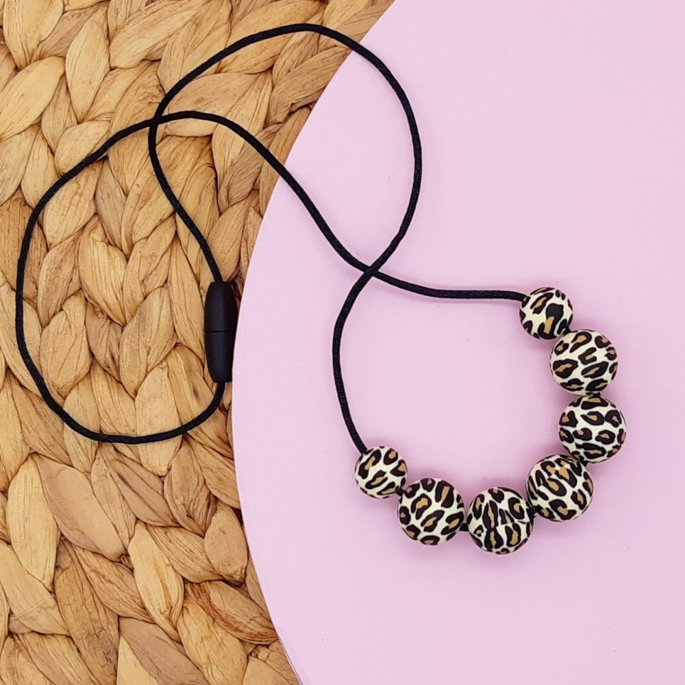 Necklace - Leopard