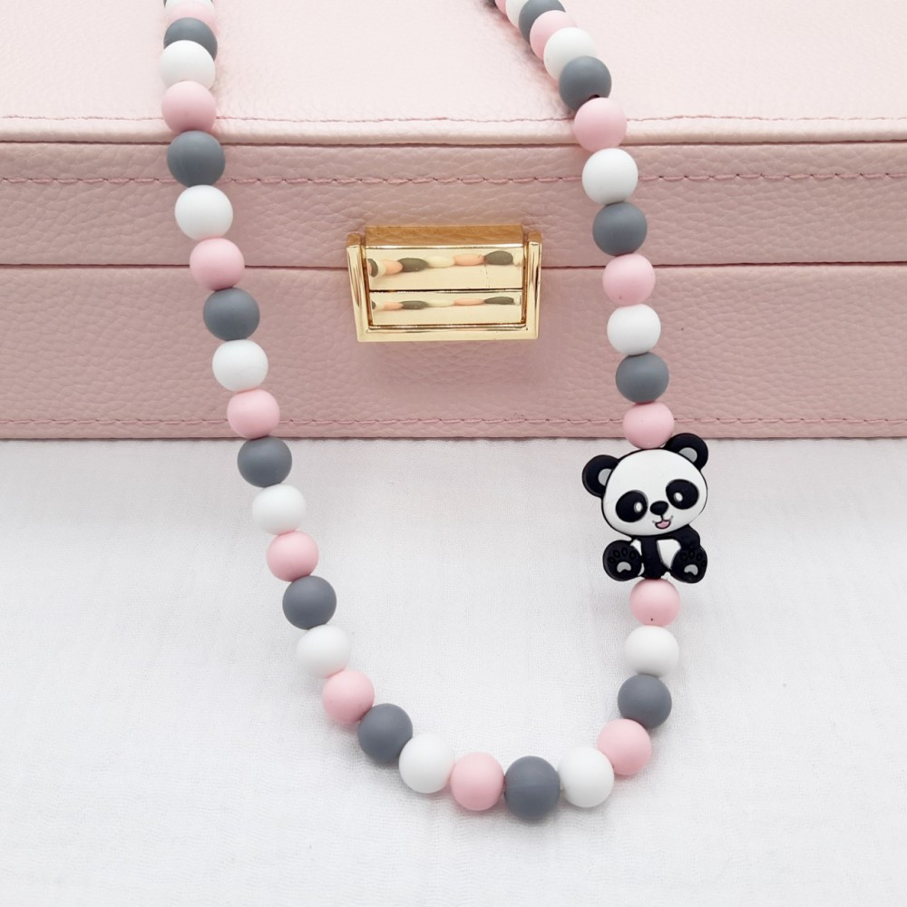 Necklace - Baby Panda
