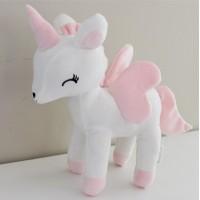 Unicorn - White/pink L-size