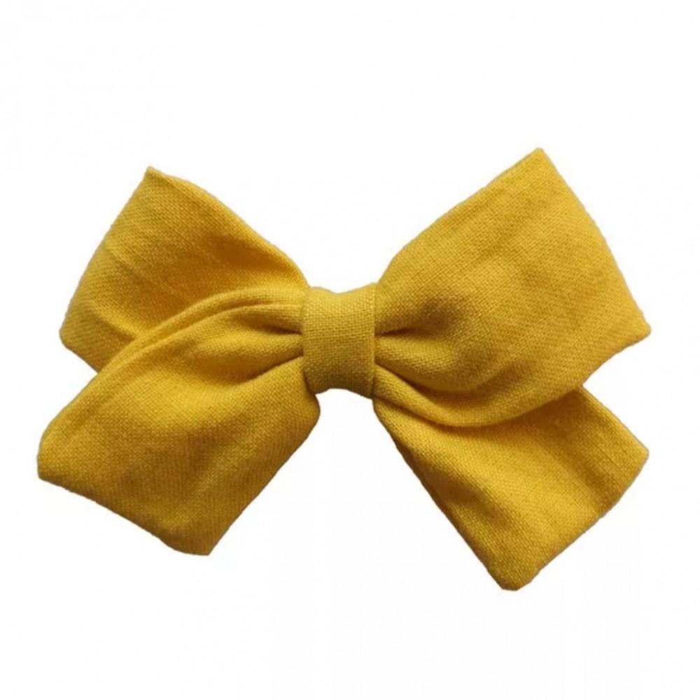 Hair clip with the bow - Mango