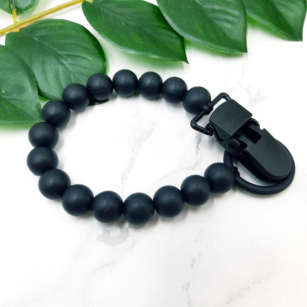 Pacifier clip - Black
